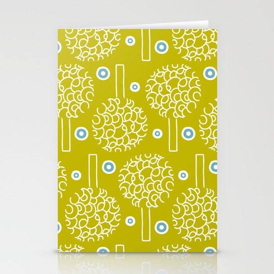 Annika Trees Stationery Card