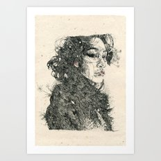 Eden Child Art Print