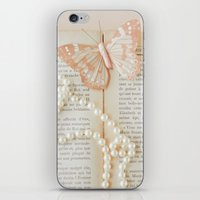 Vintage Dreams iPhone & iPod Skin