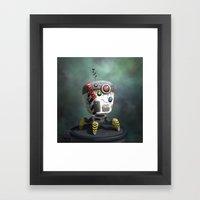 Bot Framed Art Print
