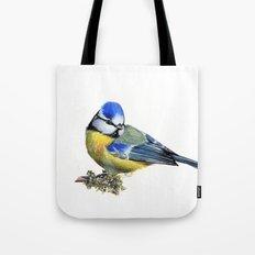 Bluetit Tote Bag