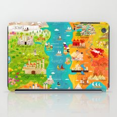 A Map of Ice and Fire iPad Case