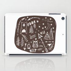 Wild Child iPad Case