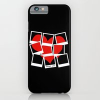 iPhone & iPod Case featuring Instant (Photography) Love by David Bastidas