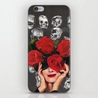 IMMORTELLE iPhone & iPod Skin