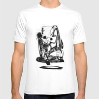 What you hold - Emilie Record Mens Fitted Tee White SMALL
