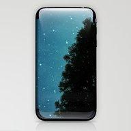Star Light iPhone & iPod Skin