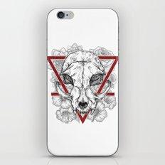 Sealed fate iPhone & iPod Skin