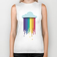 What Clouds Are Made Of Biker Tank