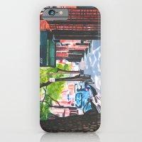Sunday Morning in Brooklyn, NY iPhone 6 Slim Case