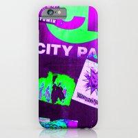 City Paper. iPhone 6 Slim Case