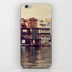 the lake. iPhone & iPod Skin