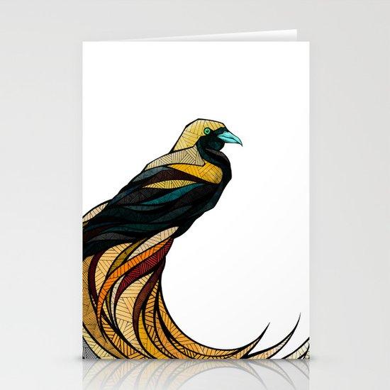 Create Stationery Card