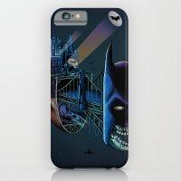 destructured hero#1 iPhone 6 Slim Case