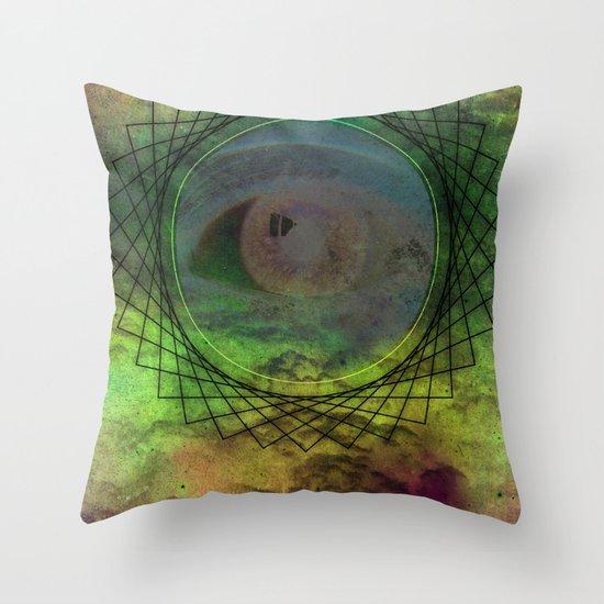 The Grand Delusion Throw Pillow