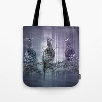 A Perfect Day Between Pe… Tote Bag