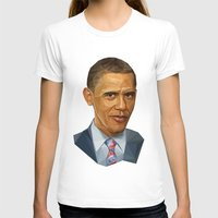 obama T-shirts featuring Obama 2012 by HOPE 4 MORE