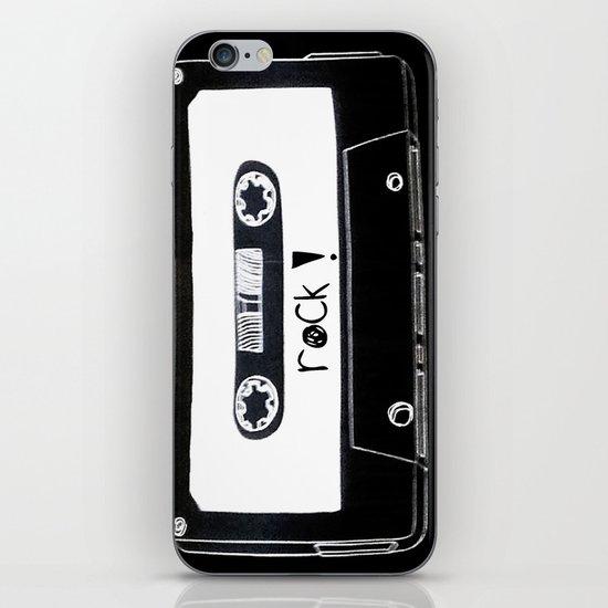Rock your world! iPhone & iPod Skin
