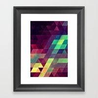 Vynnyyrx Framed Art Print