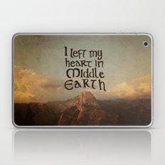 I Left My Heart In Middl… Laptop & iPad Skin