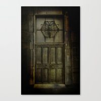 Epic Doors Canvas Print