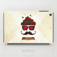 Hipster Hat iPad Case