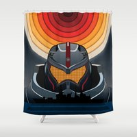 Pacific Rim Shower Curtain