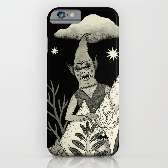 Not Alone iPhone & iPod Case
