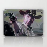 Rick Grimes Laptop & iPad Skin