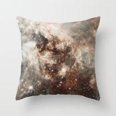 Cloud Galaxy Throw Pillow