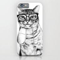 Mac Cat iPhone 6 Slim Case