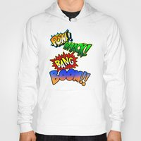 Comic Sounds Hoody
