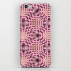 Pop pink iPhone & iPod Skin