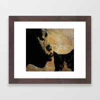 Loving You Is Easy Because Your Beautiful  Framed Art Print
