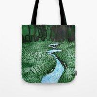 Landscapes / Nr. 2 Tote Bag