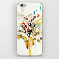 I have friends inside iPhone & iPod Skin