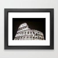 c0l!S3um Framed Art Print