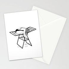 Dry Your Tears Stationery Cards