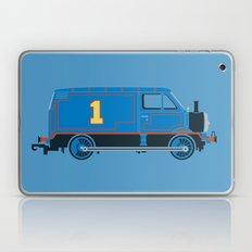 Tommy the Van Engine Laptop & iPad Skin