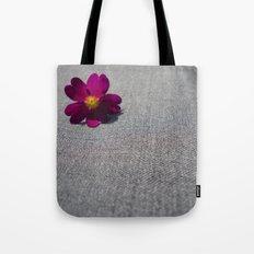 Contrast Tote Bag