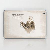 Miles To Go, Before I Sleep. Laptop & iPad Skin