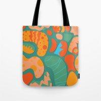 Amazing Things Will Happ… Tote Bag