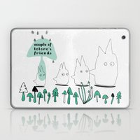 Couple Of TOTORO's Frien… Laptop & iPad Skin