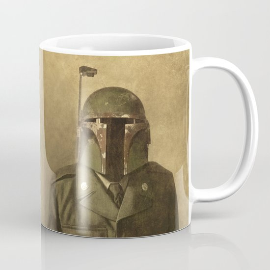 General Fettson (square format)  Mug