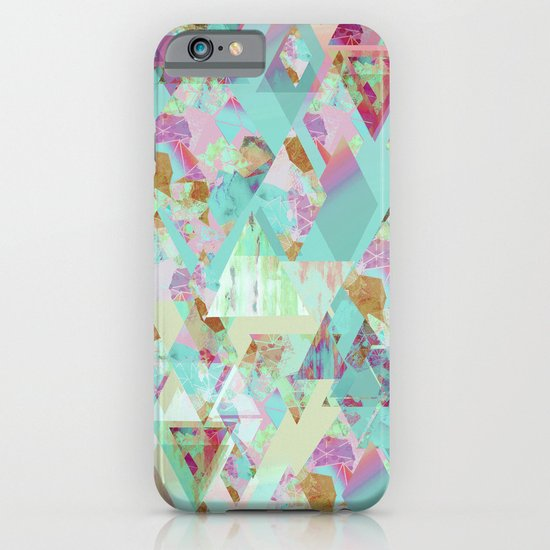 Candy Geometric  iPhone & iPod Case