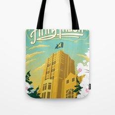 Ann Arbor Union Tote Bag
