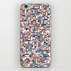 HUMAN BEINGS iPhone & iPod Skin