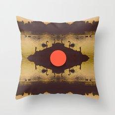 Swaming Throw Pillow