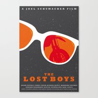 The Lost Boys Canvas Print