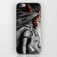 Miyazaki's Mononoke Hime… iPhone & iPod Skin